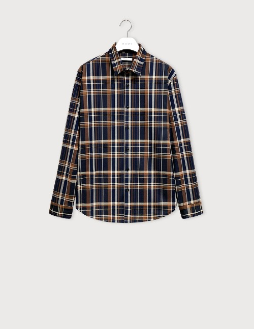 Multiple check shirts [HST21]