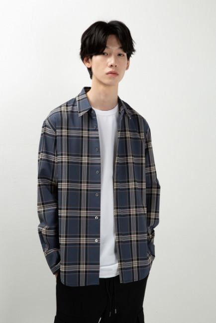 Plaid check shirt [HST25]