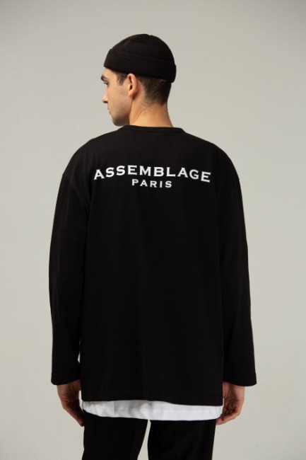ASSEMBLAGE over sleeve T [HT59]